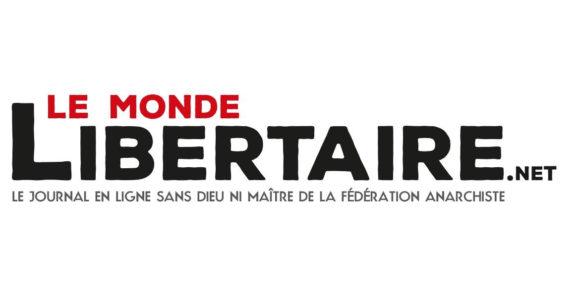 Le Monde Libertaire web banner