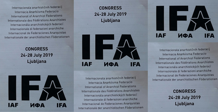 IFA 2019 congress programme cover