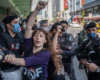 May Day in Turkey - DAF anarchists arrested on banned demos